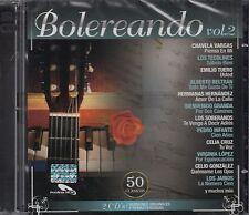 Chavela Vargas,Los Tecolines,Emilio Tuero,Celia Cruz,Los Jaibos,Los Duendes 2CD