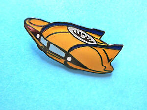 F-SUB UFO WAR OF THE WORLDS PIN SPACESHIPS OUTER SPACE VOYAGE TO BOTTOM OF SEA