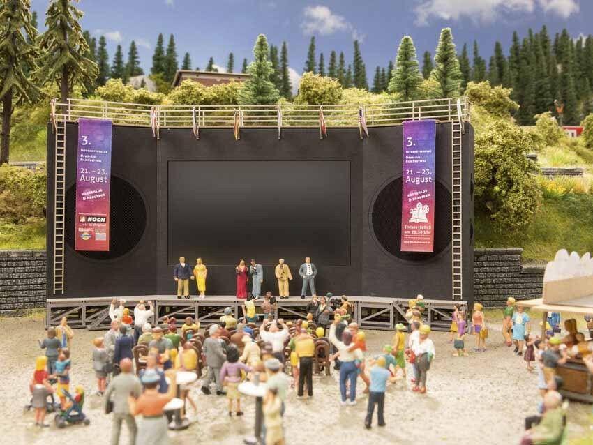 Ancora 66822 micro-motion Open-Air Film Festival, disponibilità limitata + + NUOVO IN SCATOLA ORIGINALE