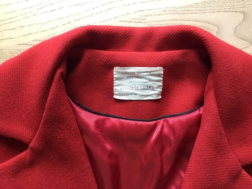 Frakke, Børne frakke, Zara