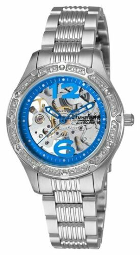 Stührling Silver Blue Lady Executive 335.121116 Watch