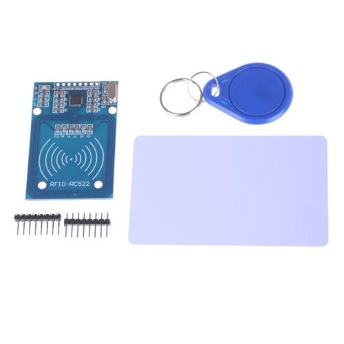 1Set MFRC-522 RFID IC Card Inductive Sensors Module S50 NFC CardKeyringArduinoHI