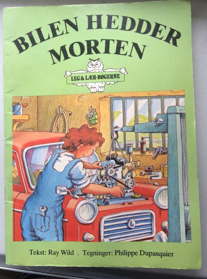 Bilen hedder Morten, Ray Wild