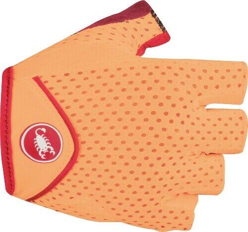 FREE Shipping 4 Colors Castelli Tesoro Women/'s Cycling Gloves
