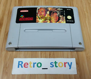 Super-Nintendo-SNES-Cutthroat-Island-PAL