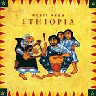 Music From Ethiopia by Various Artists (CD, 1992, Caprice Records)