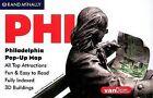 Rand McNally Philadelphia Pop-Up Map by Rand McNally & Company (Sheet map, folded, 2007)