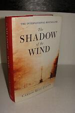 The Shadow of the Wind by Carlos Ruiz Zafon UK 1st/1st 2004 W&N Hardcover