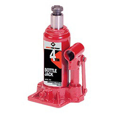 American Forge & Foundry 3504 Bottle Jack 4 Ton 16-1/2 To 13-1/4""