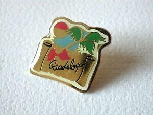 Pin-039-s-vintage-Collector-epinglette-publicitaire-logo-marque-Lot-L013