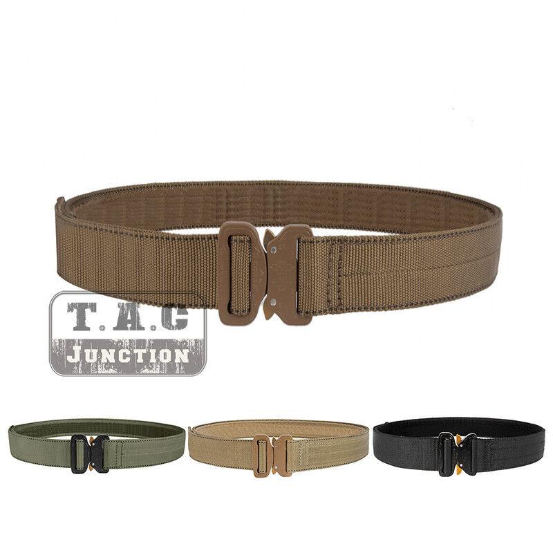 Emerson Cobra Aparejadores Cinturón 1.75  Tácticos de servicio Cintura Cinturón con Hebilla AustriAlpin