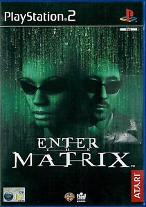 Enter-The-Matrix-Sony-PlayStation-2-PS2-15-Action-Game