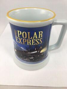 The Polar Express Believe Raised Hot Chocolate Coffee Tea Mug