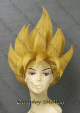 Super Saiyan Goku Custom Made Cosplay Wig_commission900