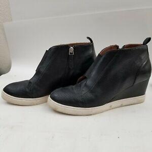 linea paolo wedge sneaker