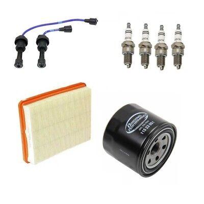 Spark Plug Wire Set NGK XX92 For Kia Optima Hyundai Santa Fe Sonata 2.4L