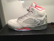 ef58fd3ca137e6 item 2 NIKE AIR JORDAN RETRO 5 Camo Dark Stucco University Red 136027-051  Size 12 -NIKE AIR JORDAN RETRO 5 Camo Dark Stucco University Red 136027-051  Size ...
