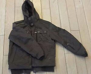COMME-NEUF-Veste-hiver-ski-homme-FUSALP-taille-50-XL-2XL-marron