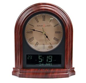 Amazon. Com: muslim azan clock alfajr cs-03 table alarm islamic.