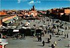 CPM MAROC-Marrakech-La Place Djemaa El Fna (328909)