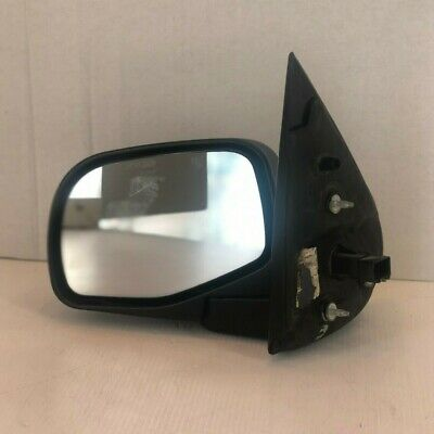FORD EXPLORER MERCURY MOUNTAINEER LH MIRROR 02 03 04 05 2003 2004 2005 W//PUDDLE