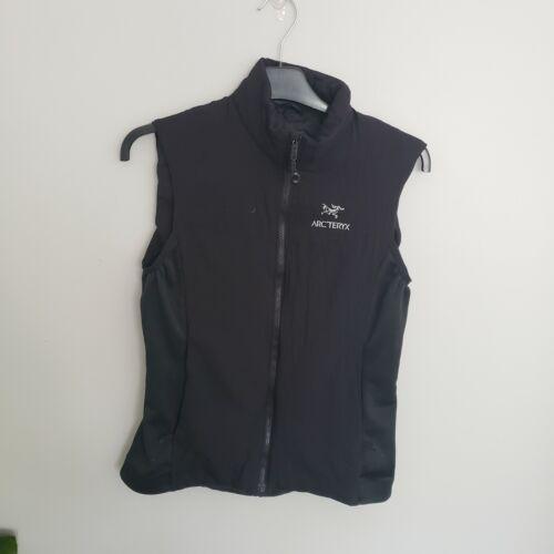 Arcteryx Women's Black Atom LT Vest Size Small