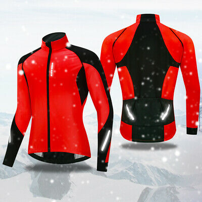 Men Women Breathable Running Riding Coat Jersey Windproof Long Sleeve Jacket