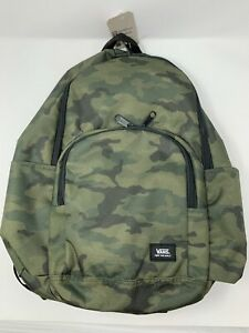43bbc1004b Image is loading Vans-Alumni-Pack-Camo-Backpack-VN0A389UPW4