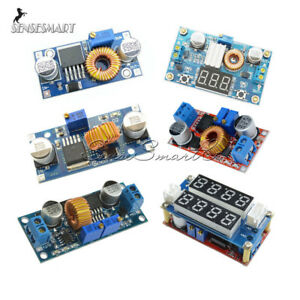 5A DC to DC Step Down Buck Converter Power Supply Module with LED Display