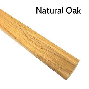Oak White Laminate Floor Scotia Beading X 10 Lengths Ebay