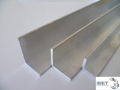 Aluminium Winkel (6060) 20x10x2 mm - Länge frei wählbar