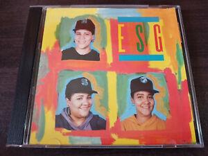 ESG-Self-Titled-CD-Post-Punk-Downtempo-Funk
