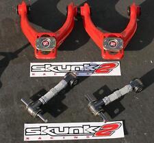 Skunk2 Pro Plus Series Front+Rear Camber Kit FOR Honda Civic 96 97 98 99 00 EK