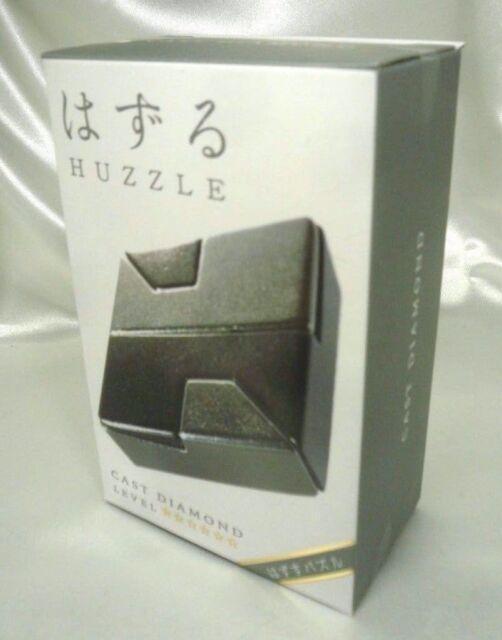 Hanayama Fundido Puzzle Diamante Intelectual Regalos Importado de Japón sin Ship