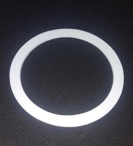 3mm thk Manufactured to your size requirement Solid Silicone Seal Ring Gasket