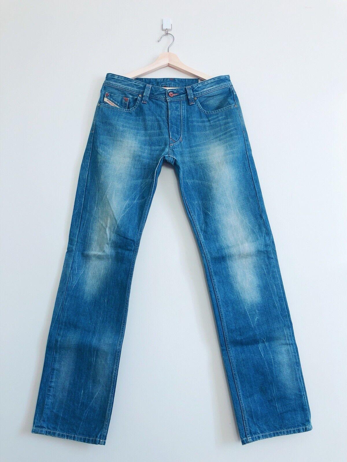 Diesel Men's Larkee Jeans, bluee, 31 x 34