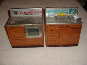 Kitchen Antique Metal set by Wolverine