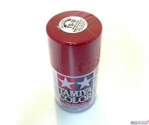 Tamiya Ts 18 Metallic Red Spray Paint Can Oz 100ml 85018 Ebay