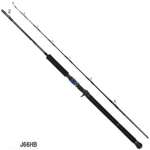 DAIWA SALTIGA AIR PORTABLE Jigging J66-HB Baitcasting Rod New