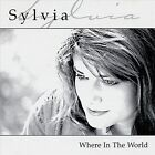 Where in the World by Sylvia (Country) (CD, Sep-2012, CD Baby (distributor))