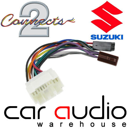 Connects2 Ct20sz02 Suzuki Swift 05 Car Stereo Radio Iso