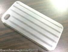 New White Designer Ultra Thin Hard Back Case,Cover,for Apple Iphone 4 4s 4g