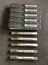 OSG 02261TP M10X1.5 D6 4FL Bottom Tap HSS Ni 5 5403 Made In Japan Qty