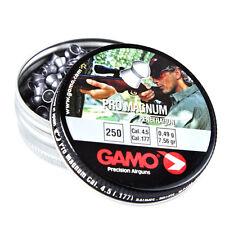 GAMO PRO MAGNUM PENETRATION 4.5 mm cal. .177 250 pcs. Air rifle Airgun pellets