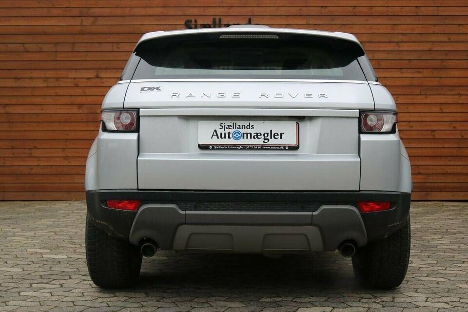 Land Rover Range Rover Evoque 2,0 Si4 240 Dynamic aut.