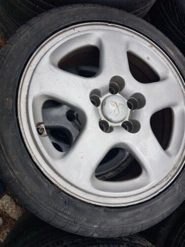 Mitsubishi GTO FTO Alliages X6 235 45 17