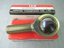 IKO, Thompson, NB, Nippon Right Hand Thread THK POS8 Male Rod End