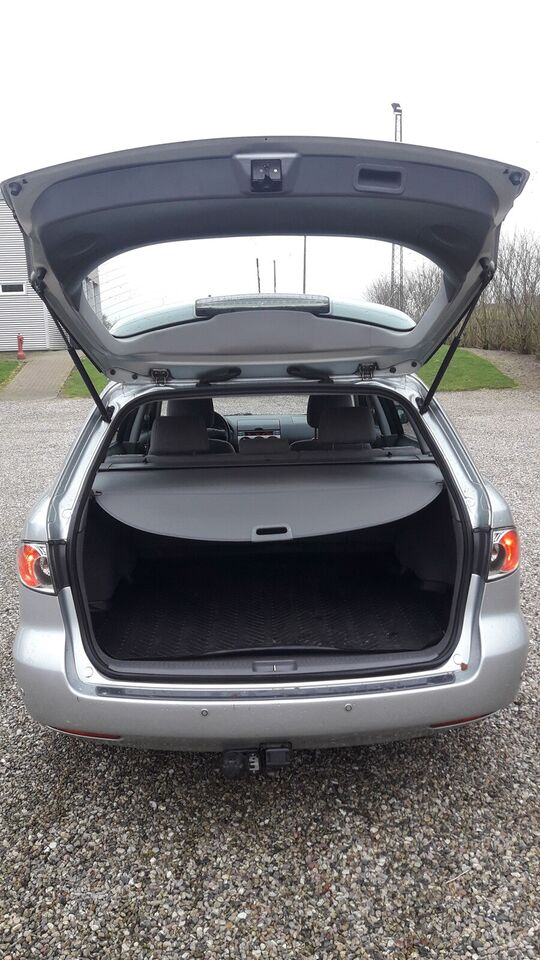 Mazda 6, 2,0 Touring CC, Benzin