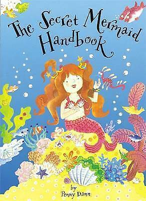 1 of 1 - The Secret Mermaid Handbook: Pop-Up Book with Paper Gifts by Penny Dann...