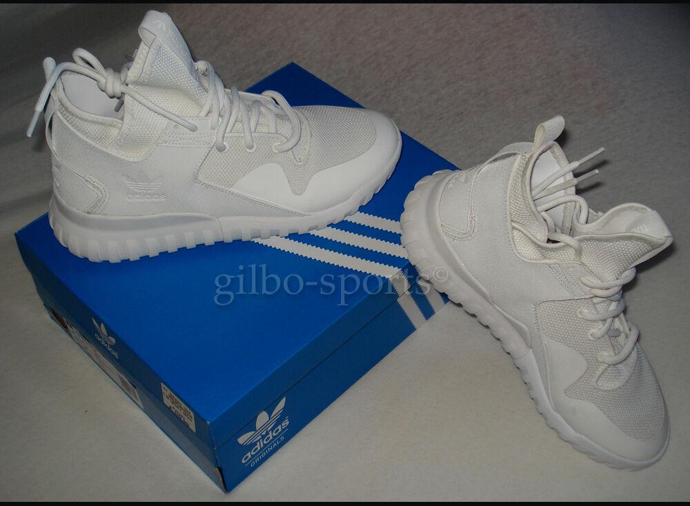 Adidas Tubular X Triple White 40 41 42 43 44 45 46 Neu S75512 Yeezy Kanye West